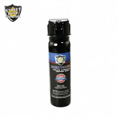 Streetwise Police Strength 23 Pepper Spray 4 oz. Flip Top (SW11FT23)