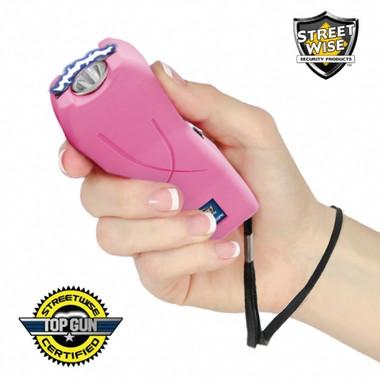 Streetwise Lady Life Guard 6,500,000 Stun Gun Pink (SWLG6500PK)
