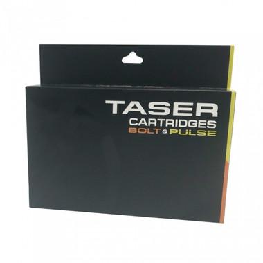 Taser Bolt and Pulse Live 2-Pack Cartridges