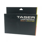 Taser Bolt and Pulse Live 2-Pack Cartridges