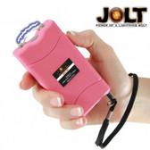 JOLT 10,000,000 Stun Gun Rechargeable Pink (JMS10P)