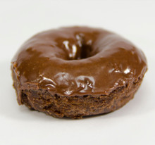 Devils Food Chocolate Icing Donuts