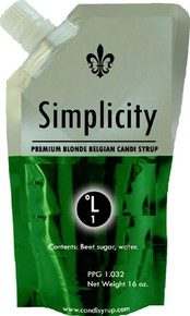 Simplicity Belgian Candi Syrup