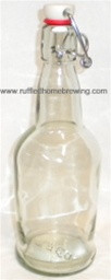 16oz Clear Ez Cap Bottles