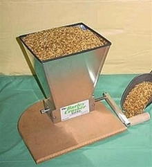 Barley Crusher Maltmill with 7lb Hopper