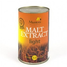 Muntons Light Liquid Malt Extract
