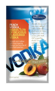 Peach Vodka Essence