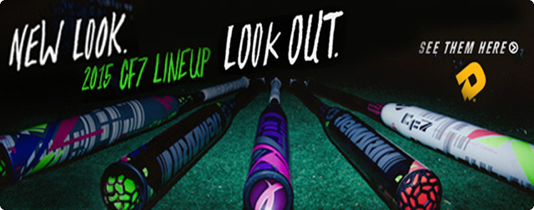 2014 Demarini CF7 Fastpitch
