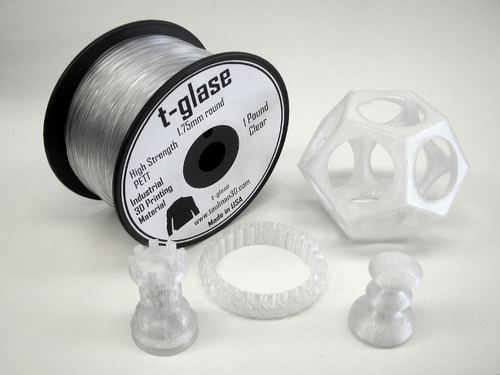 Taulman Clear T-Glase Filament