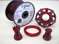 Taulman Red T-Glase Filament