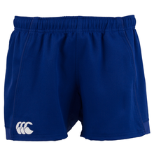 Canterbury Advantage Rugby Shorts - Royal Blue