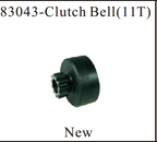 HSP 1/8 parts 83043 Clutch Bell 11T