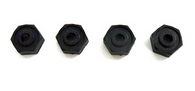Himoto 1/10 scale RC CAR parts 31034 Wheel Nuts 4P