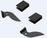 Volantex Racent V797-3 Vector SR48 water scalpel +trim tab  full set