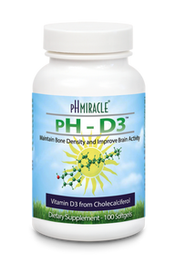 pH Miracle Vitamin D3