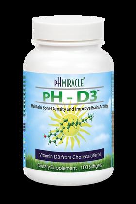 pH Miracle Vitamin D3