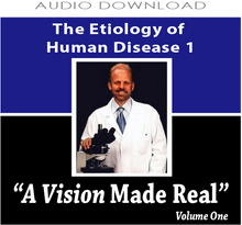 10: The Etiology of Human Disease 1