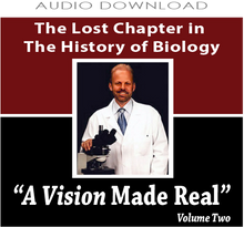 2: The Lost Chapter in The History of Biology