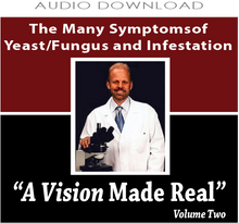 4: The Many Symptoms of Yeast/Fungus and Infestation