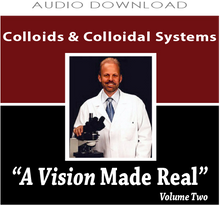 13: Colloids & Colloidal Systems