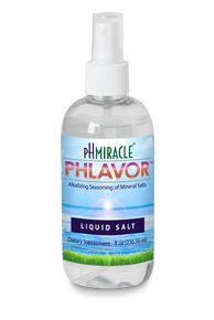 Liquid Mineral Salt