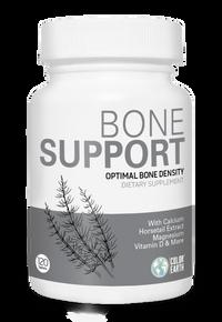 Color Earth Bone Support