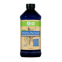 Peppermint Mineral Mouthwash