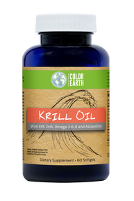 Color Earth Krill Oil