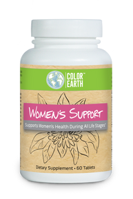 Women's Support by Color Earth
