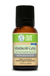 Heachache Relief Essential Oil Blends