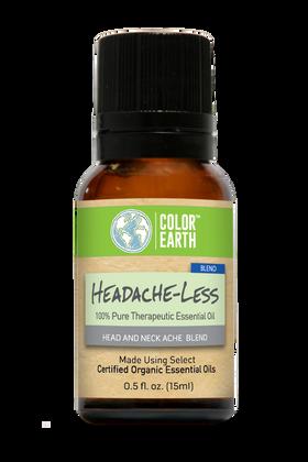 Heachache Relief Essential Oil Blends
