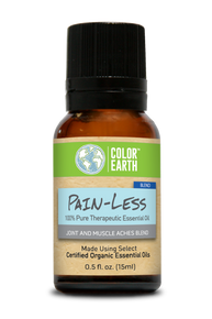 Pain Relief Essential Oil Blend