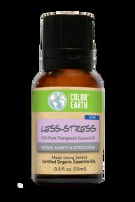 Less-Stress Essential Oil Blend