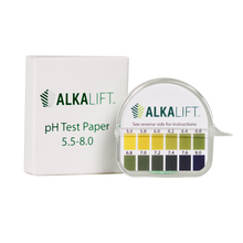 AlkaLIFT pH Test Paper 5.5 - 8.0
