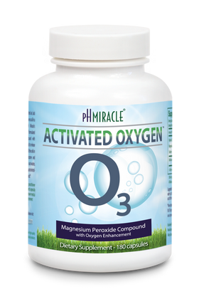 Activated Oxygen with Magnesium