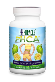 pHCA for healthy weigh loss