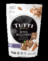 Tutti Bites - Almond & Cocoa 80 gr., 12/cs