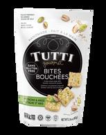 Tutti Bites - Pistachio & Anise 80 gr., 12/cs