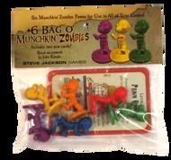 Steve Jackson Games: +6 Bag o' Munchkin Zombies