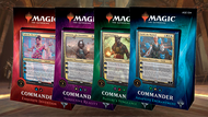 Magic The Gathering Sealed: Commander 2018 - Set Of Four (4) *PreOrder*
