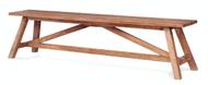 Picnic Bench - Beech Wood