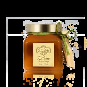 Salt Scrub - Olive & Sage
