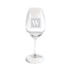 Personalized RIEDEL All Purpose Wine Glass