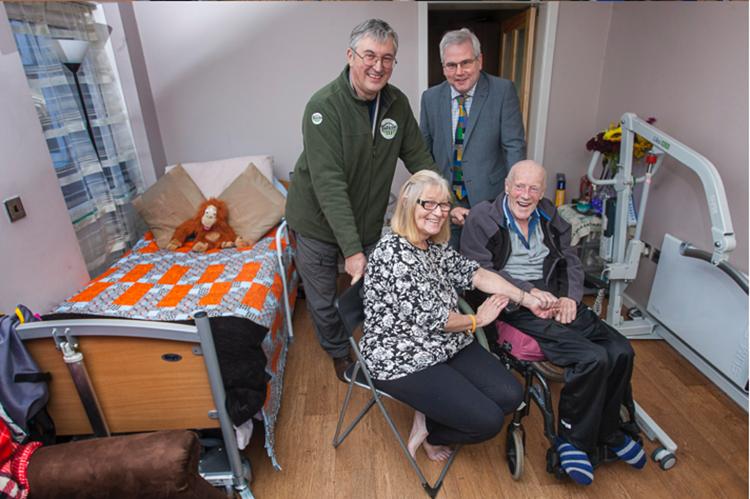 Garden Room for Disabled Annexe - Flintshire