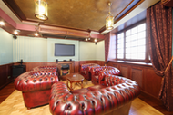 6 Examples Of Home Cigar Lounges