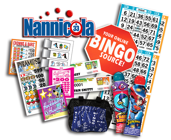 Nannicola, Your Online Bingo Source!