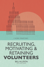RMR-Recruiting, Motivating & Retaining Volunteers PRINT BOOK EDITION.