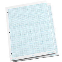 "Cross Section 1/4"" Grid Pad"