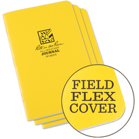 Stapled Journal with Field Flex Cover