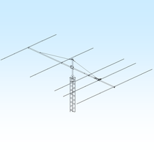 17M5DX, 18.080-18.18 MHz